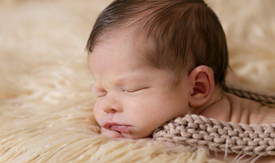 Spánek je pro malé děti hodně důležitý