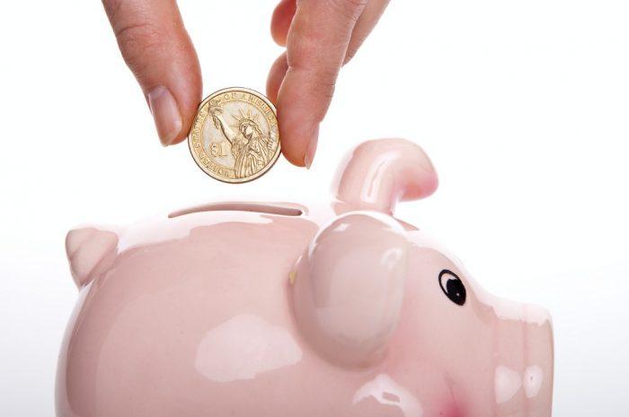 Spořicí účet pro děti je pomyslnou pokladničkou